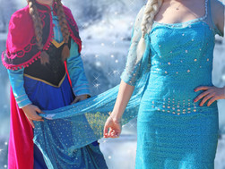 FROZEN! The Perfect Winter Party Theme!