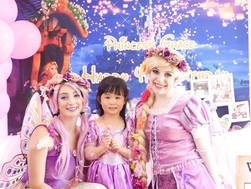 SNEAK PEEK: Grace's Rapunzel and Fairy Party!