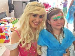 Amy's Pink Princess Party Photos!