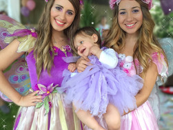 Alyssa's Magical Fairy 1st Birthday Party!
