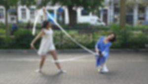 Danse de rue - Animation Urgo