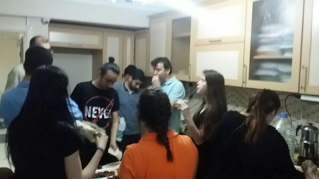 çiğ köfte günü