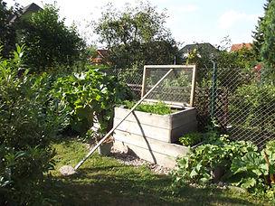 permakultur projekt frühbeet, Permakultur, Permaculture, Berlin, Permakultur Berlin, Permaculture Principles