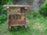 nino permakultur insektenhotel, Permakultur, Permaculture, Berlin, Permakultur Berlin, Permaculture Principles