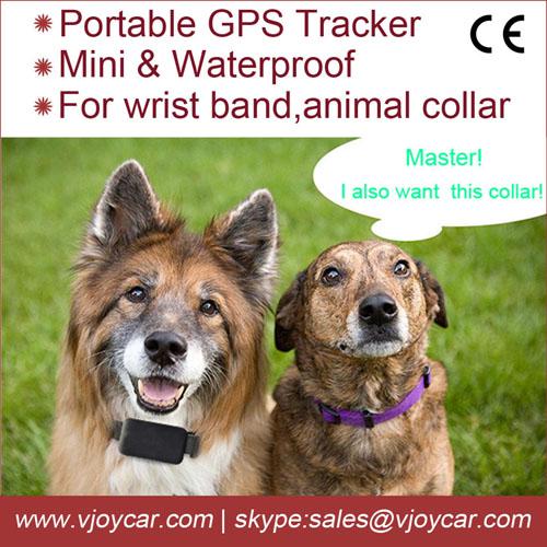 T580 Mini Collar GPS tracker