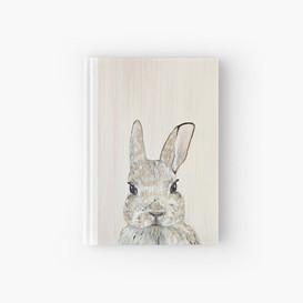 Hop Along Hardcover Journal