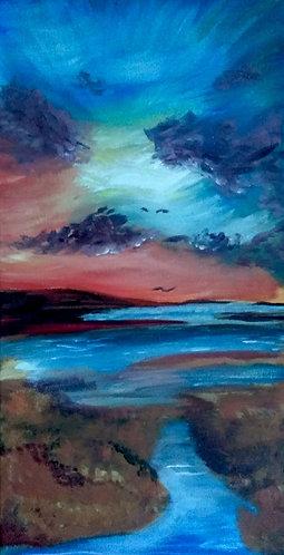 Sky Meet Sea