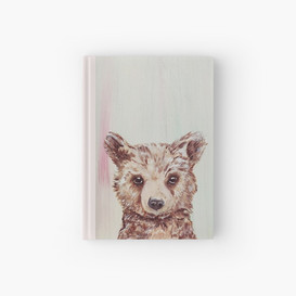 Be Brave Baby Bear Journal