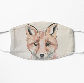 Clever Little Fox Mask