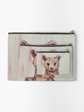 Be Brave Baby Bear Pouches