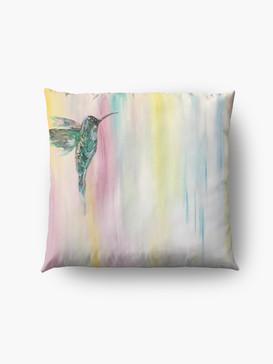 Bird Series Throw Pillow