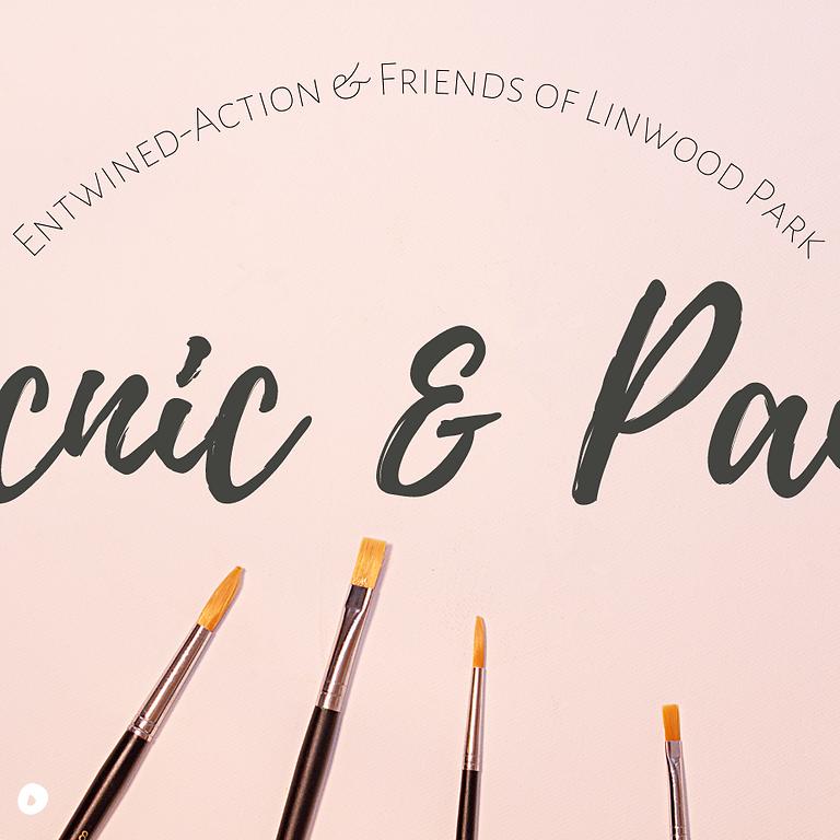 Picnic & Paint Public Event