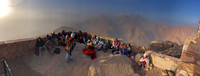 חידוש מעמד עשרת הדברות בהר משה סיני