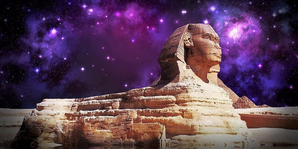 התעוררות הספינקס ~ מסע ייחודי לחניכה והתחדשות במצריים