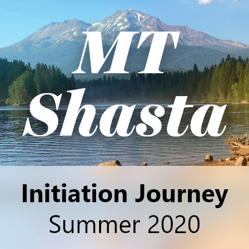 Initiation journey to mount Shasta