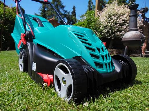 Rasenpflege nach dem Urlaub (August)