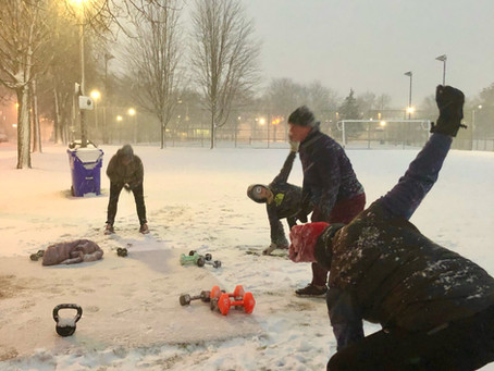 Feel The BRRR: 3 Surprising Benefits of Outdoor Exercise