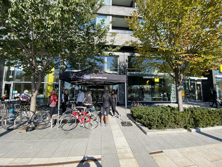 Toronto City Vibe Bike Tour