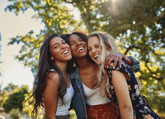 Women's Empowerment Digital Retreat