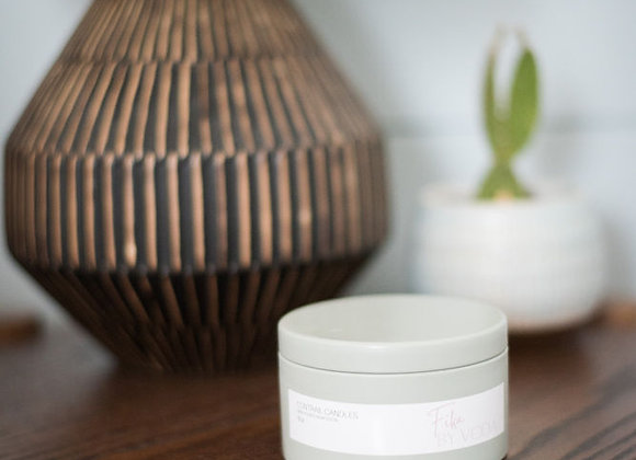 Fika by Voda and Contrail Candles