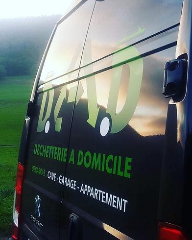 D.A.D Services Sàrl | Déchetterie à domicile | Débarras | Neuchâtel