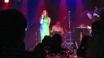 Jazz ilta Kouvolan teatterissa