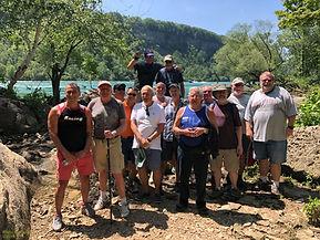 2019-07-13 - Niagara Glen Hike - Andrew