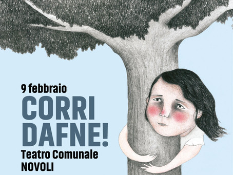 CORRI, DAFNE! il debutto di Ilaria Carlucci