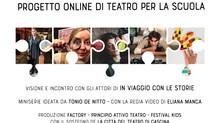 tempo di semina - progetto online di teatro per la scuola