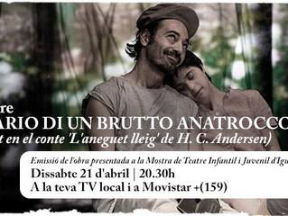 Diario di un anatroccolo in Tv in Spagna