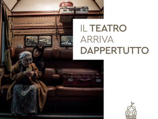 LA FACTORY DELLE STORIE: IL TEATRO ARRIVA DAPPERTUTTO