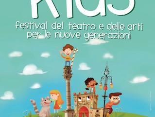 RITORNA IL FESTIVAL KIDS a Lecce dal 28 dicembre 2017 al 7 gennaio 2018