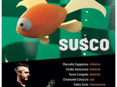 Marcello Zappatore presenta SUSCO il nuovo album