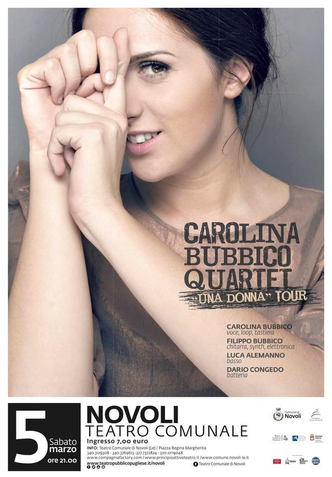 CAROLINA BUBBICO QUARTETT