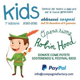 SOSTENETE IL FESTIVAL KIDS