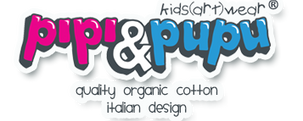 PIPI & PUPU kids(art)wear organic cotton for kids pipi and pupu italian design