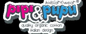 PIPI & PUPU kids(art)wear organic cotton for kids pipi and pupu italian design