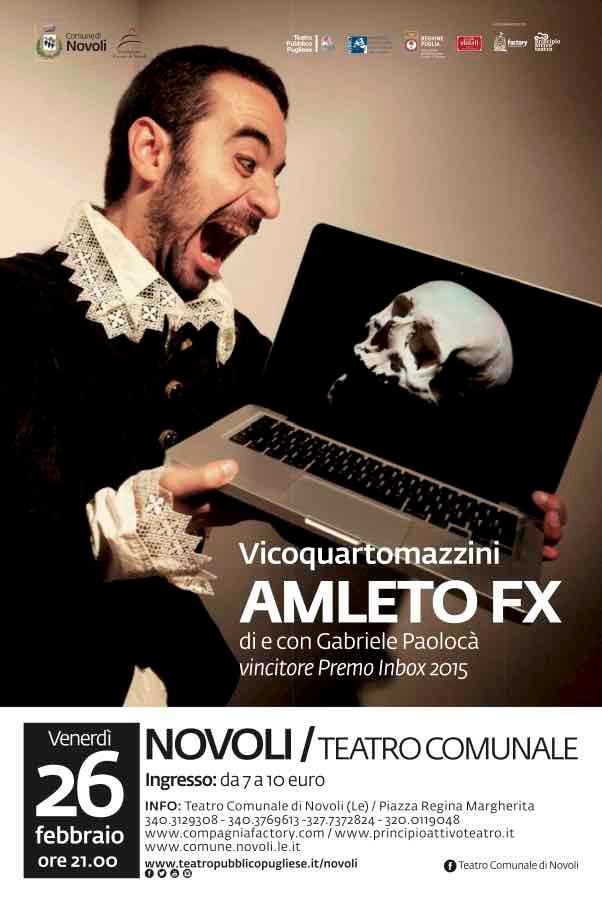 AMLETO FX
