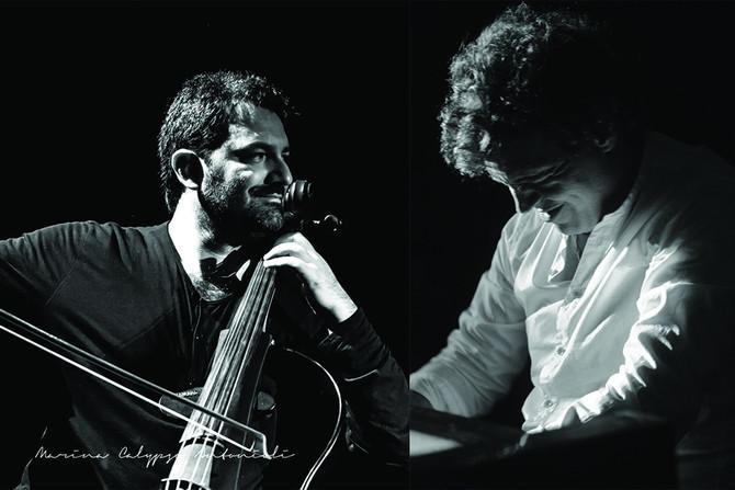 MIRKO SIGNORILE E REDI HASA in concerto