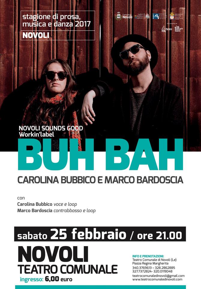 BUH BAH (Bubbico-Bardoscia)                       in concerto