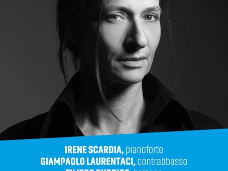 IRENE SCARDIA TRIO sabato 11 gennaio per Novoli sounds good