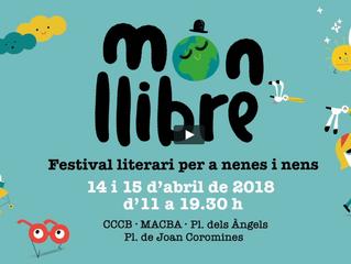 DIARIO DI UN BRUTTO ANATROCCOLO al Festival Mon Llibre a Barcellona