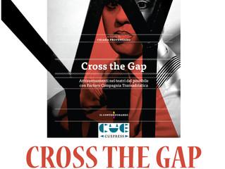 Cross the gap - in arrivo un libro sulla nostra esperienza su teatro e disabilità