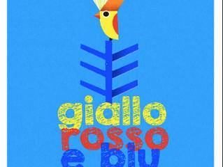 GIALLO ROSSO BLU il carcere di Lecce si colora per i bambini!