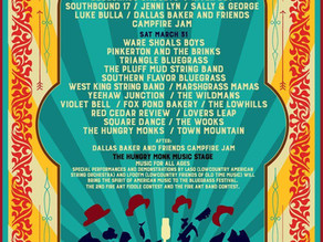 2018 Charleston Bluegrass Festival March 30