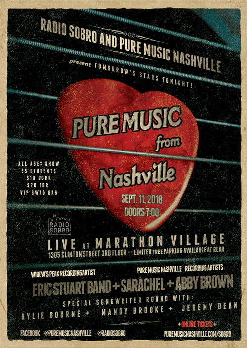PURE MUSIC NASHVILLE EVENT