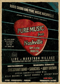 PURE MUSIC NASHVILLE EVENT