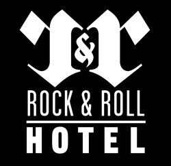 Rock and Roll Hotel Black