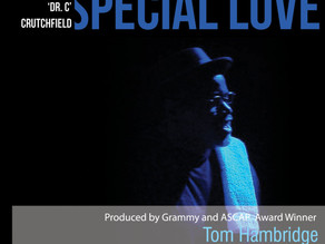 Featured EP: SPECIAL LOVE – feat. Kevin 'Dr. C' Crutchfield
