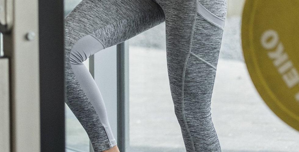 Grey Flex Leggings